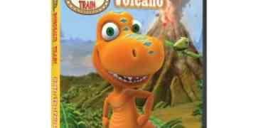 DINOSAUR TRAIN: UNDER THE VOLCANO 32