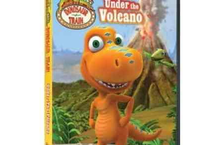 DINOSAUR TRAIN: UNDER THE VOLCANO 7