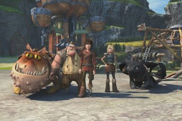 DreamWorks Animation's Dragons: Race to the Edge Season 3 Premieres this Friday! 11