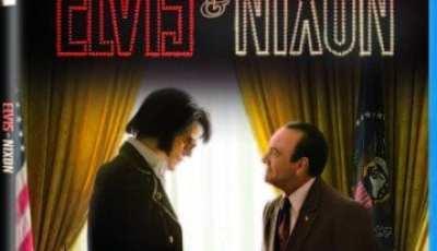 Elvis & Nixon Debuting on Blu-ray, DVD & Digital July 19 5