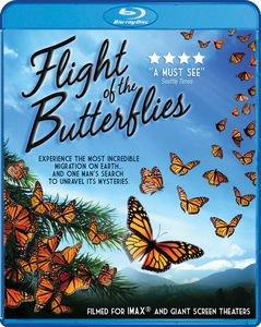 FLIGHT OF THE BUTTERFLIES (4K and BLU)