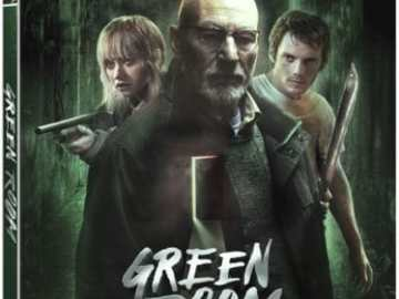 GREEN ROOM 38