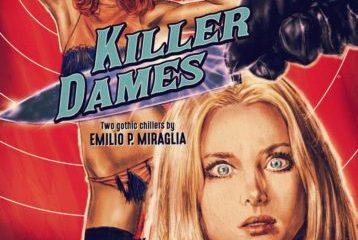KILLER DAMES: TWO GOTHIC THRILLERS BY EMILIO P. MIRAGLIA 11