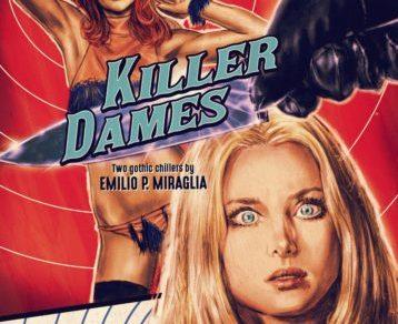 KILLER DAMES: TWO GOTHIC THRILLERS BY EMILIO P. MIRAGLIA 9