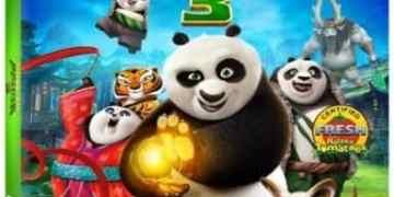 KUNG FU PANDA 3: AWESOME EDITION 3