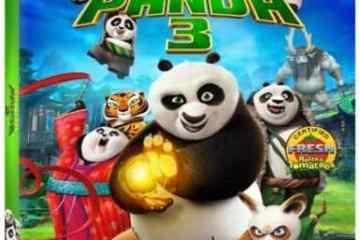 KUNG FU PANDA 3: AWESOME EDITION 7