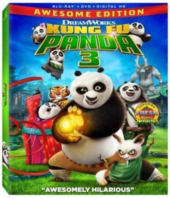 KUNG FU PANDA 3: AWESOME EDITION