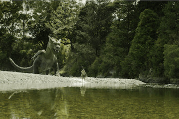 "The New Trailer for ""Pete's Dragon"" is here! 23"