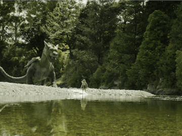 "The New Trailer for ""Pete's Dragon"" is here! 43"