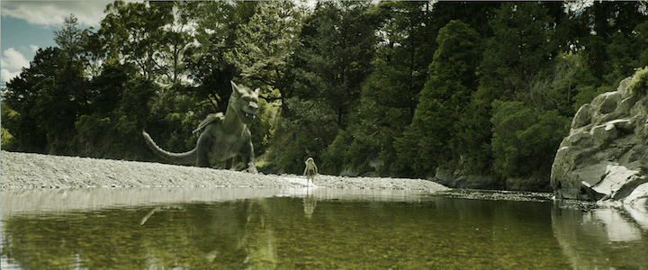 """The New Trailer for """"Pete's Dragon"""" is here! 1"""