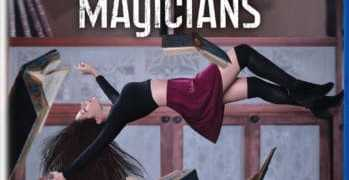 MAGICIANS, THE: SEASON ONE 8