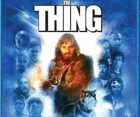 John Carpenter's iconic masterpiece THE THING 2-Disc Collector's Edition Blu-ray set. Full details with special offers! 23