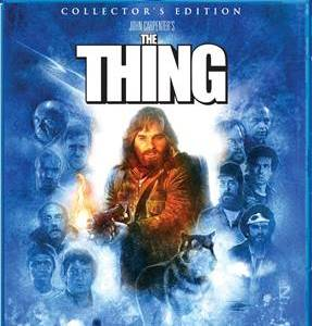 John Carpenter's iconic masterpiece THE THING 2-Disc Collector's Edition Blu-ray set. Full details with special offers! 27