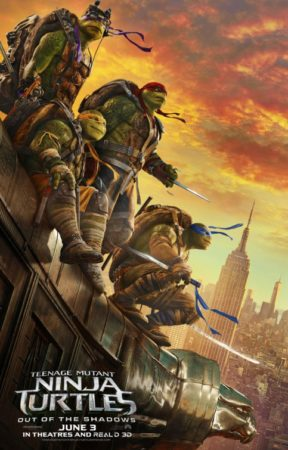 TEENAGE MUTANT NINJA TURTLES: OUT OF THE SHADOWS 3