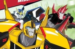 TRANSFORMERS: ROBOTS IN DISGUISE - MISSION DISCOVERY 23