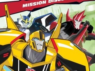 TRANSFORMERS: ROBOTS IN DISGUISE - MISSION DISCOVERY 8