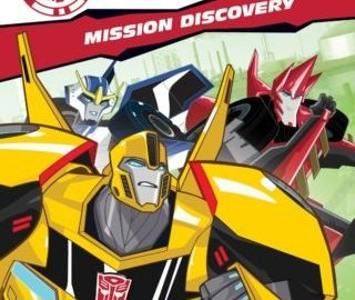 TRANSFORMERS: ROBOTS IN DISGUISE - MISSION DISCOVERY 46