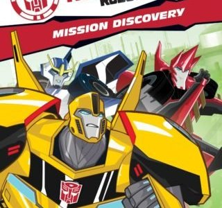 TRANSFORMERS: ROBOTS IN DISGUISE - MISSION DISCOVERY 11