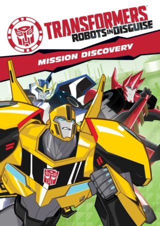 TRANSFORMERS: ROBOTS IN DISGUISE - MISSION DISCOVERY 3