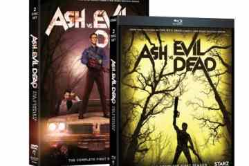 Ash vs Evil Dead on Blu-ray and DVD August 23 12