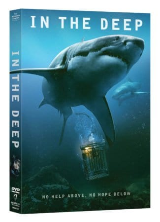 """""""IN THE DEEP"""" IS COMING to DVD! Check out the box art! 1"""
