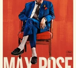 "JERRY LEWIS RETURNS IN ""MAX ROSE""! CHECK OUT THE POSTER. 47"
