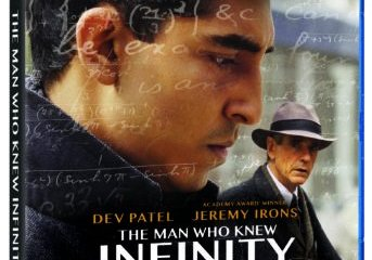 THE MAN WHO KNEW INFINITY debuts on Blu-ray, DVD, Digital HD and On Demand August 23rd 7