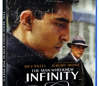 THE MAN WHO KNEW INFINITY debuts on Blu-ray, DVD, Digital HD and On Demand August 23rd 23