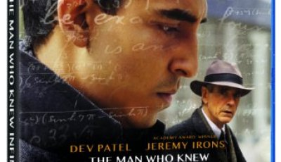 THE MAN WHO KNEW INFINITY debuts on Blu-ray, DVD, Digital HD and On Demand August 23rd 12