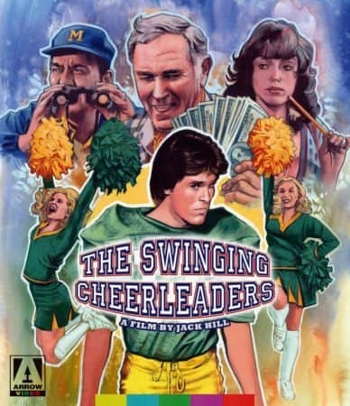 SWINGING CHEERLEADERS, THE 1