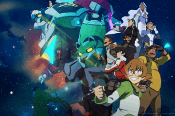 DreamWorks Animation and Netflix Confirm Season 2 of Voltron Coming Late 2016! 11