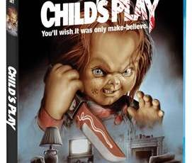 """""""Child's Play"""" Collector's Edition Blu-ray Out October 18 from Scream Factory 2"""
