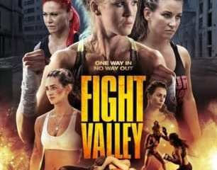 FIGHT VALLEY with UFC superstars Miesha Tate and Holly Holm -- Enter the cage July 22nd in theaters and On Demand! 7