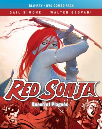 RED SONJA: QUEEN OF PLAGUES 1