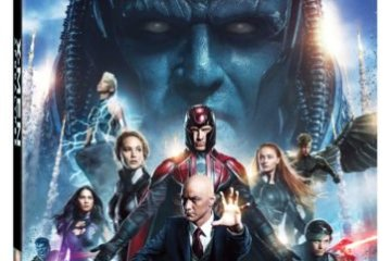 The X-Men: Tomb of Apocalypse X-perience at SDCC, arrives on Digital HD 9/9 and Blu-ray/DVD 10/4 4