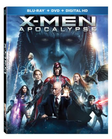The X-Men: Tomb of Apocalypse X-perience at SDCC, arrives on Digital HD 9/9 and Blu-ray/DVD 10/4 1