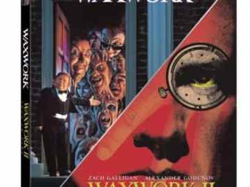 Vestron Horror Classics Waxwork and Waxwork II: Lost in Time coming to Blu on October 18th 40