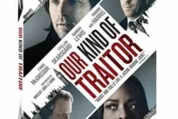 Our Kind of Traitor From Master Spy Novelist John le Carré Arrives On DVD, Blu-ray, and On Demand on October 18 27