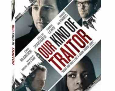 Our Kind of Traitor From Master Spy Novelist John le Carré Arrives On DVD, Blu-ray, and On Demand on October 18 35