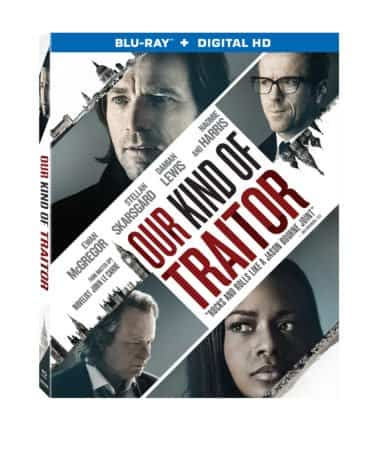 Our Kind of Traitor From Master Spy Novelist John le Carré Arrives On DVD, Blu-ray, and On Demand on October 18 1