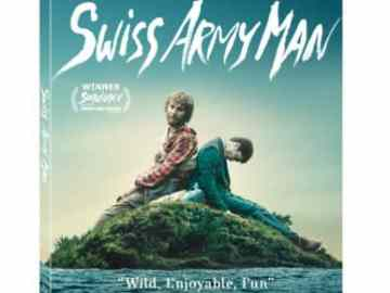 Swiss Army Man Starring Paul Dano and Daniel Radcliffe On DVD and Blu-ray On October 4 57