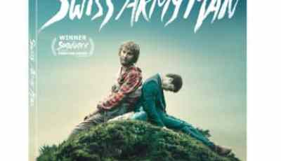 Swiss Army Man Starring Paul Dano and Daniel Radcliffe On DVD and Blu-ray On October 4 2