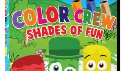 COLOR CREW: SHADES OF FUN 3