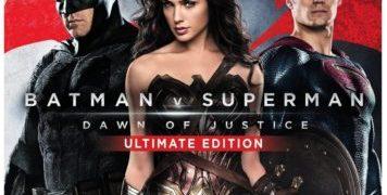 BATMAN V. SUPERMAN: DAWN OF JUSTICE: ULTIMATE EDITION 12