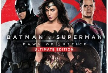 BATMAN V. SUPERMAN: DAWN OF JUSTICE: ULTIMATE EDITION 10