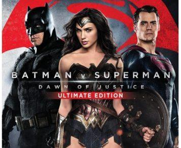 BATMAN V. SUPERMAN: DAWN OF JUSTICE: ULTIMATE EDITION 5