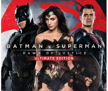 BATMAN V. SUPERMAN: DAWN OF JUSTICE: ULTIMATE EDITION 23