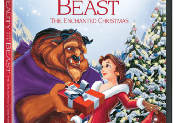 Beauty and the Beast The Enchanted Christmas on Disney DVD October 25th 7