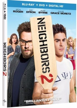 Seth Rogen & Zac Efron Are Back in Neighbors 2: Sorority Rising, Available on Digital HD 9/6 and Blu-ray & DVD 9/20 3