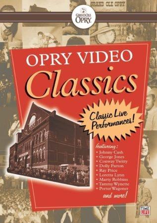 OPRY VIDEO CLASSICS 1